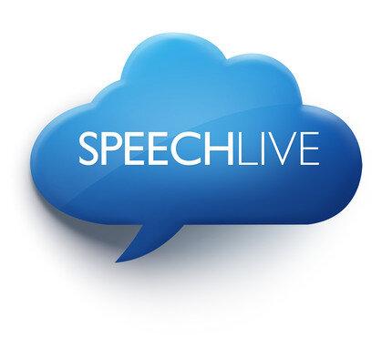 Philips SpeechLive logo